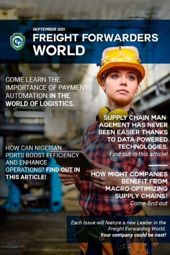 The Impact of Technology and the COVID-19 Pandemic on Supply Chains | Freight Forwarder's World Magazine