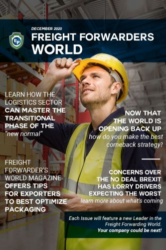 What's Next for the Logistics Sector? | Freight Forwarder's World Magazine