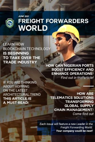 How Technology is Transforming the World of Shipping | Freight Forwarder's World Magazine
