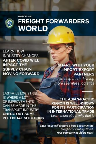 What's Coming to Logistics in 2021 | Freight Forwarder's World Magazine