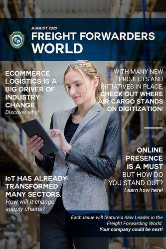 Technology in Freight Forwarding: Where is it Going? | Freight Forwarder's World Magazine